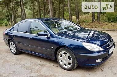 Peugeot 607 2004 в Новояворовске