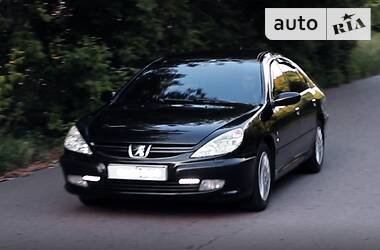 Peugeot 607 2004 в Броварах