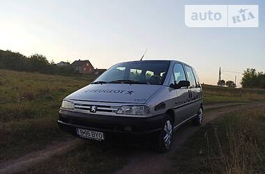 Peugeot 806 1998 в Тернополе