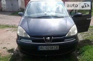 Peugeot 807 2003 в Нововолынске