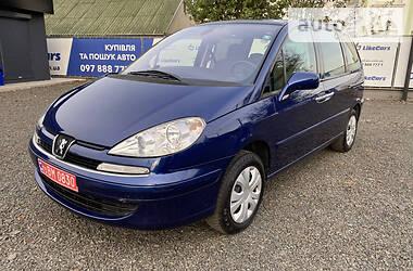 Peugeot 807 2005 в Луцке