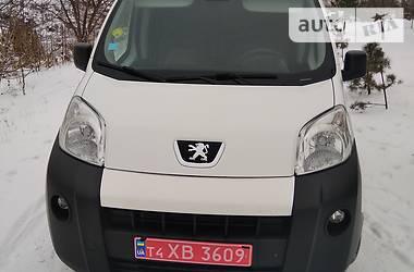 Peugeot Bipper груз.