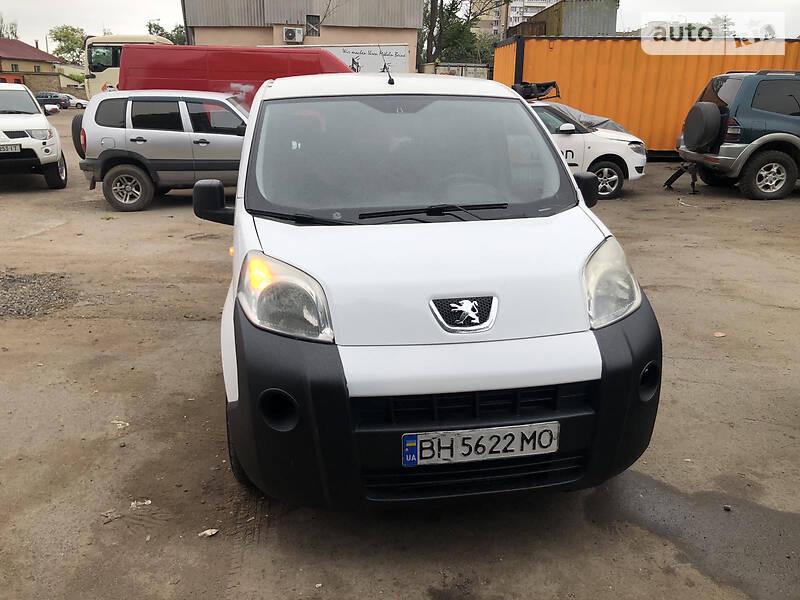 Пикап Peugeot Bipper пасс. 2012 в Одессе