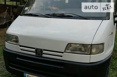 Peugeot Boxer груз.-пасс. 1997 в Бердичеве
