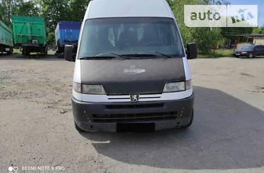 Легковой фургон (до 1,5 т) Peugeot Boxer груз.-пасс. 1998 в Жмеринке