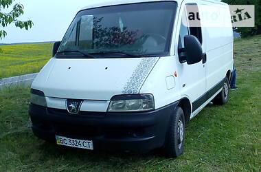 Peugeot Boxer груз. 2006 в Львове