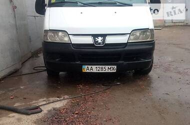 Peugeot Boxer груз. 2005 в Киеве