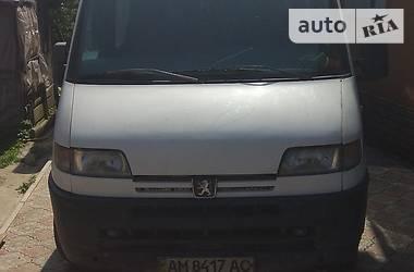 Peugeot Boxer пасс. 1997 в Житомире