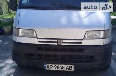 Peugeot Boxer пасс. 1996 в Запорожье