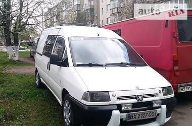 Минивэн Peugeot Expert груз.-пасс. 2003 в Хмельницком