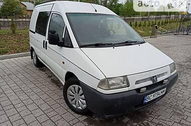 Легковой фургон (до 1,5 т) Peugeot Expert груз.-пасс. 2001 в Дрогобыче