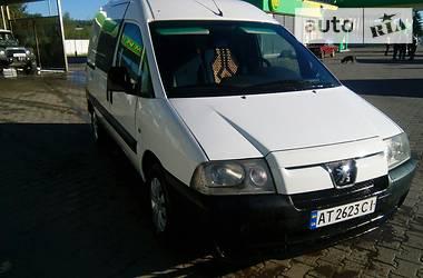 Peugeot Expert груз. 2005 в Надворной