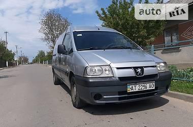 Легковой фургон (до 1,5 т) Peugeot Expert груз. 2006 в Тлумаче
