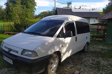 Легковой фургон (до 1,5 т) Peugeot Expert груз. 2000 в Калуше
