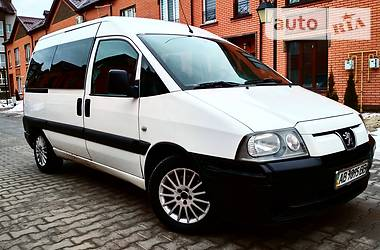Peugeot Expert пасс.  2.0 2004
