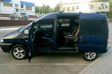 Peugeot Expert пасс. 2001 в Черновцах