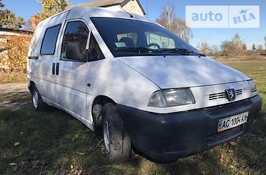 Peugeot Expert пасс. 2002 в Ковеле
