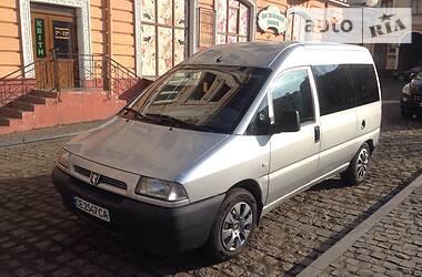 Peugeot Expert пасс. 2002 в Черновцах
