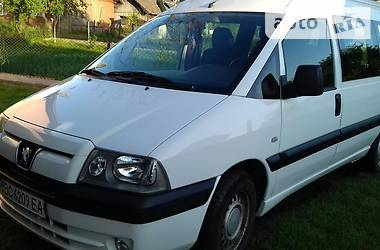 Peugeot Expert пасс. 2005 в Сколе