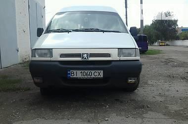 Peugeot Expert пасс. 2001 в Глобине
