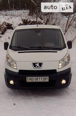 Peugeot Expert пасс. 2009 в Тростянце