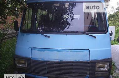 Peugeot J9 пас. 1998 в Львові