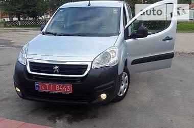 Peugeot Partner груз. 2015 в Тернополе