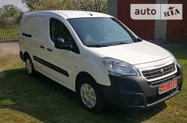 Peugeot Partner груз. 2016 в Ковеле