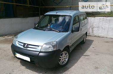 Peugeot Partner пасс. 2004 в Сумах