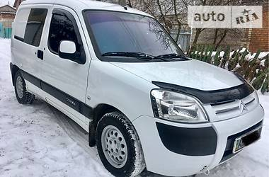 Peugeot Partner пасс. First. A/C 2009