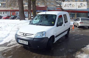 Peugeot Partner пасс. 2005 в Львове