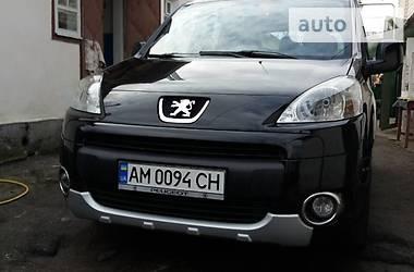 Peugeot Partner пасс. 2011 в Житомире