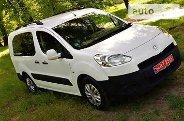 Peugeot Partner пасс. 2013 в Днепре
