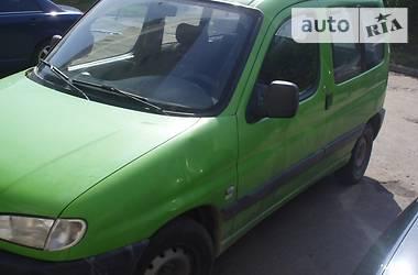 Peugeot Partner пасс. 2000 в Львове