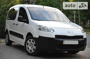 Peugeot Partner пасс. 2014 в Днепре