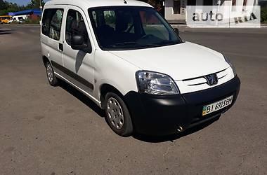 Peugeot Partner пасс. 2007 в Полтаве
