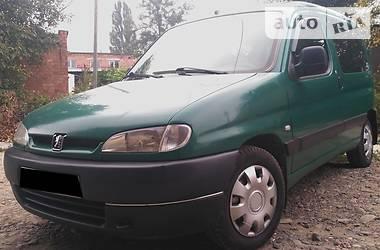 Peugeot Partner пасс. 1999 в Черновцах