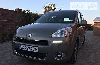 Peugeot Partner пасс. 2014 в Ровно