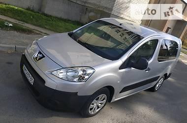 Peugeot Partner пасс. 2009 в Житомире