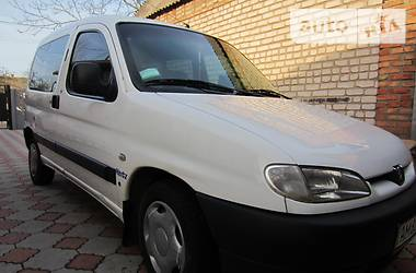 Peugeot Partner пасс. 2000 в Апостолово