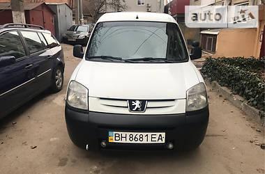 Peugeot Partner пасс. 2007 в Одессе