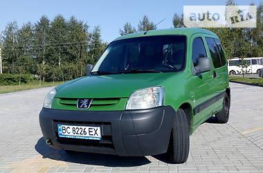 Peugeot Partner пасс. 2004 в Дрогобыче