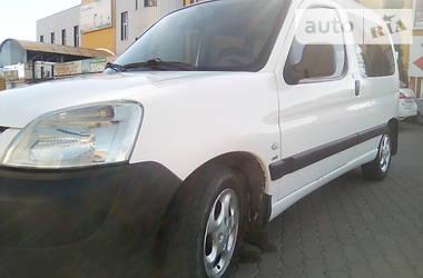 Peugeot Partner пасс. 2004 в Хмельницком