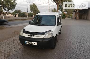 Peugeot Partner пасс. 2008 в Мариуполе