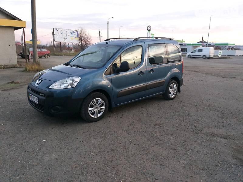 Peugeot Partner пасс. 2008 в Коломые