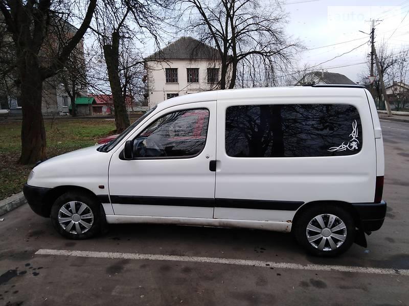 Peugeot Partner пасс. 1998 в Червонограде