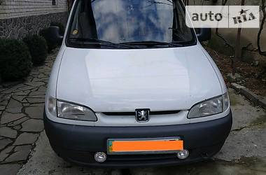 Peugeot Partner пасс. 1999 в Мукачево