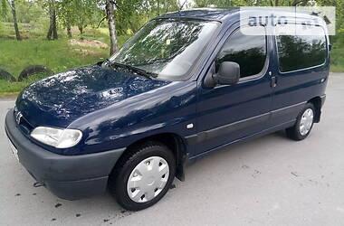Peugeot Partner пасс. 2000 в Новограде-Волынском