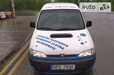 Peugeot Partner пасс. 1999 в Косові