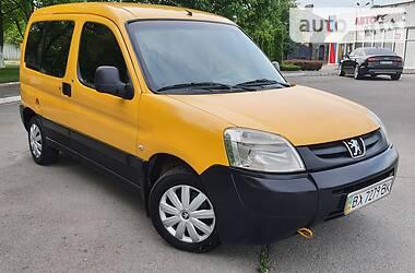 Peugeot Partner пасс. 2007 в Хмельницком